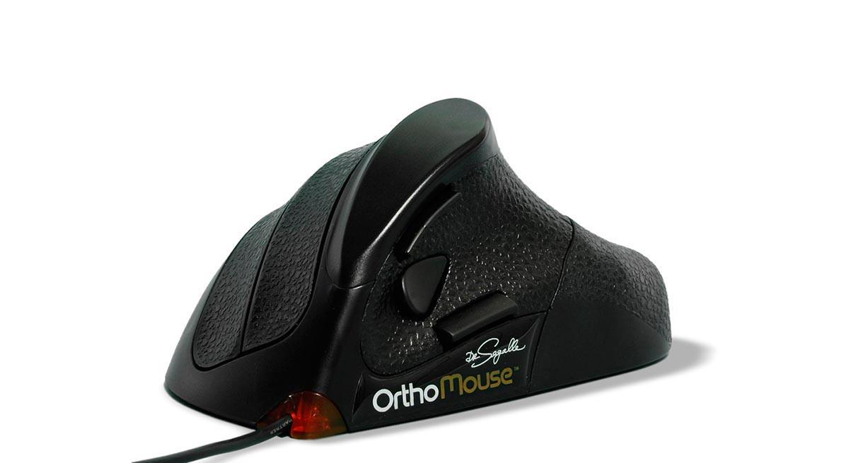 Orthovia OrthoMouse Ergonomic Mouse