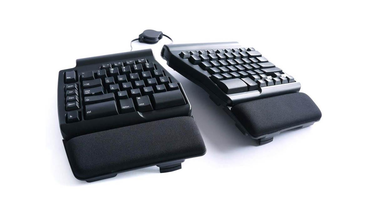 Shop Matias Ergo Pro Ergonomic Keyboards for PC