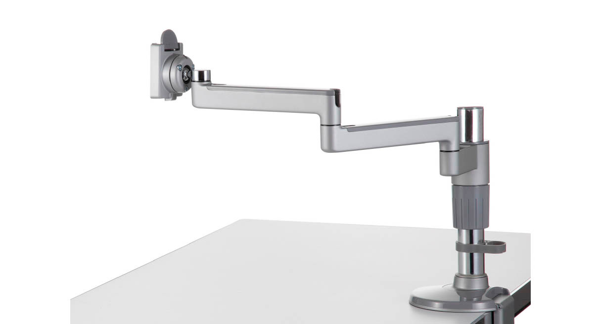 Humanscale MFlex Monitor Arm  Shop Humanscale Monitor Arms