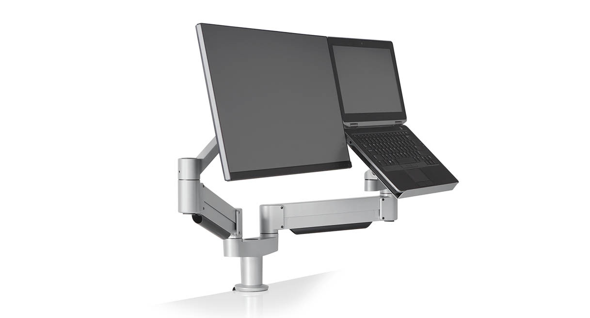 Shop Innovative 7050 HeightAdjustable Laptop  LCD Mount