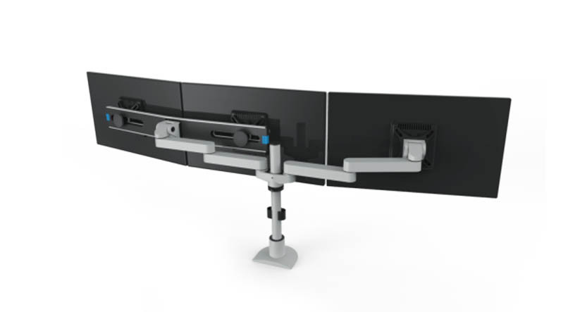 Shop Innovative Triple 9163SWITCHS14 LCD Monitor Arm