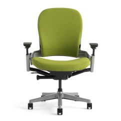 Tall Chair For Standing Desk Half Sphere Steelcase Leap Plus | Shop Chairs