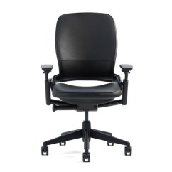 Mesh Drafting Chair Bedroom Desk Without Wheels Steelcase Leap In Leather | Shop Chairs