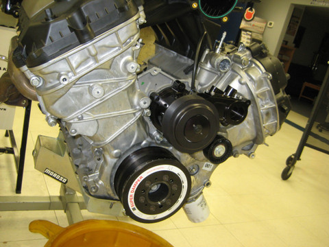 96 F150 Engine Diagram Meziere 2011 Coyote Electric Water Pump Justin S