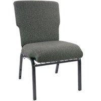 Advantage Discount Church Chair | Gray | Classroom ...