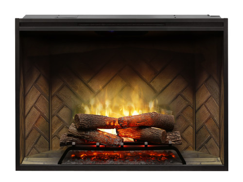 Peninsula Gas Fireplace Dimplex Revillusion 42 Inch Built-in Electric Firebox
