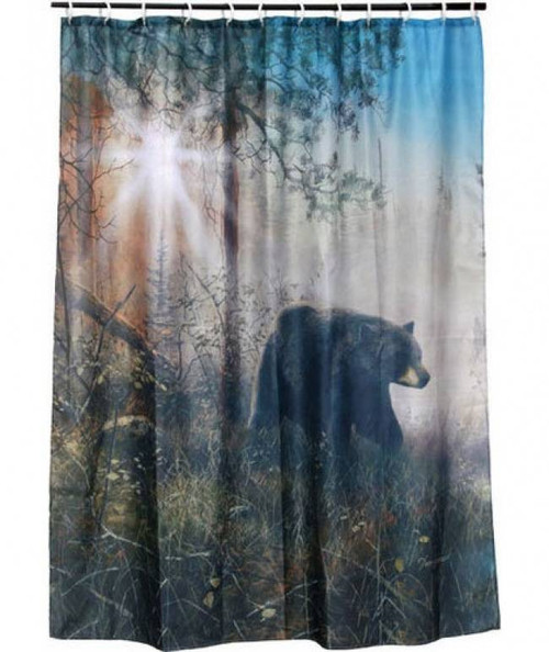 bear bathroom decor | american expedition