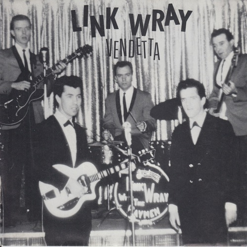 Image result for link wray rockabilly