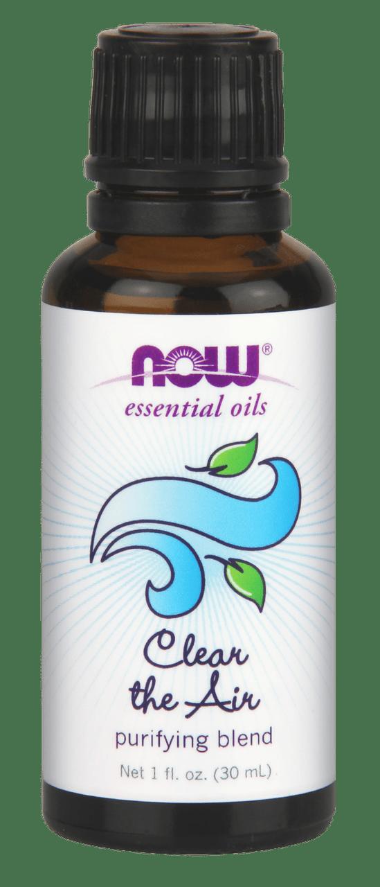 NOW Clear the Air Essential Oil Blend 30 ml