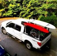 Surf, SUP, and Kayak Rack | Thule Xsporter Pro ...