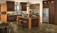 The Popularity of Natural Wood & Stains - Merillat