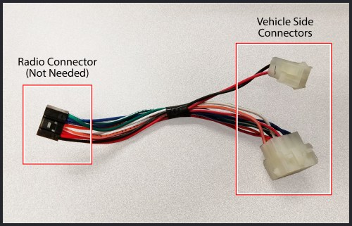small resolution of auto wiring harness replacement