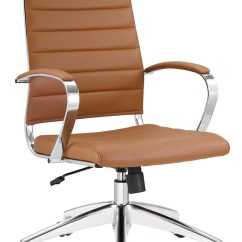 Ergonomic Chair Miller Most Comfortable Camp Aria Leather High Back Office - Many Colors