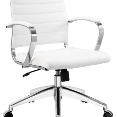 White Rolling Chair Table With Firepit And Chairs Aria Leather Office Advancedinteriordesigns