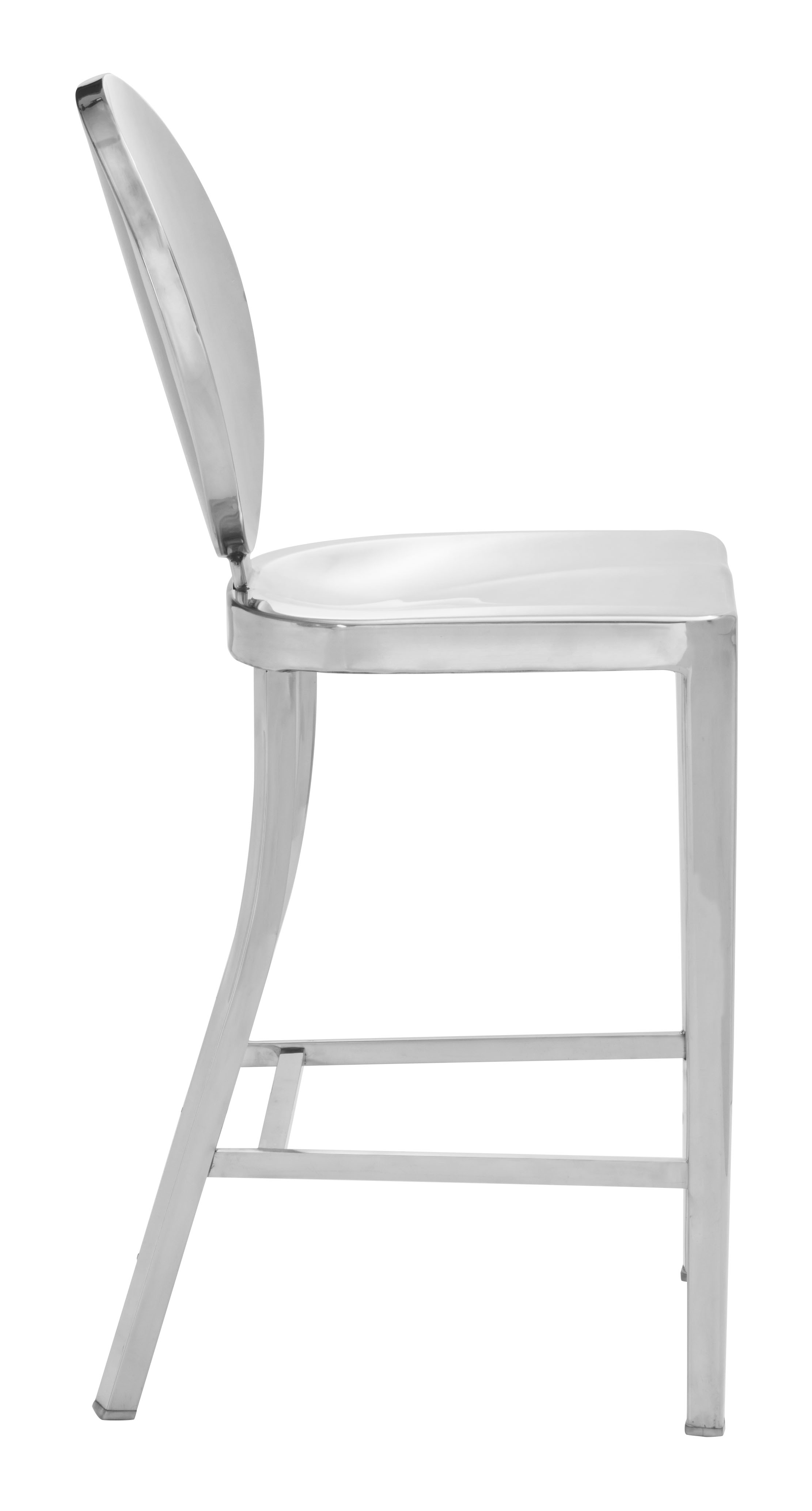 steel chair price in patna adirondack rocking chairs resin zuo autumn counter 24 quot stainless best