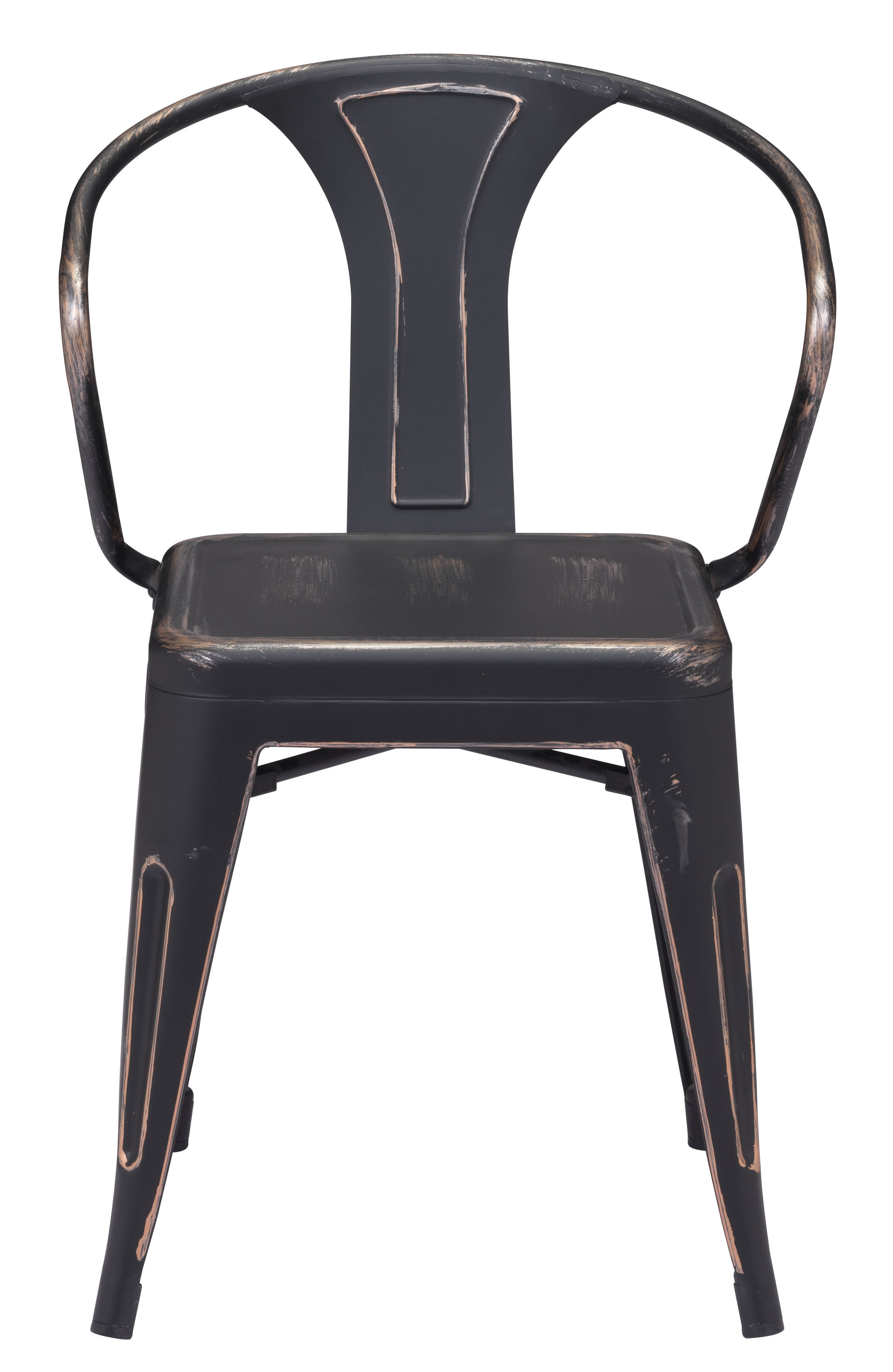 industrial style dining chairs rocking chair in a bag helix antique black gold
