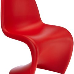 Red And Black Chair Gym Exercises Panton S