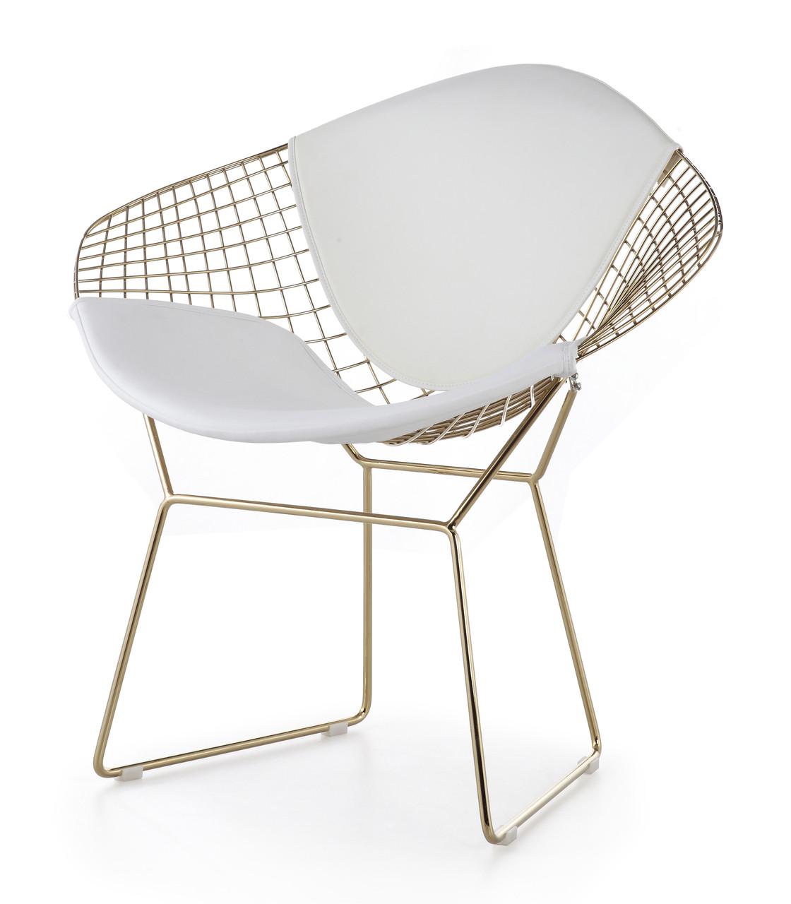 diamond chair replica wheelchair buy bertoia in gold