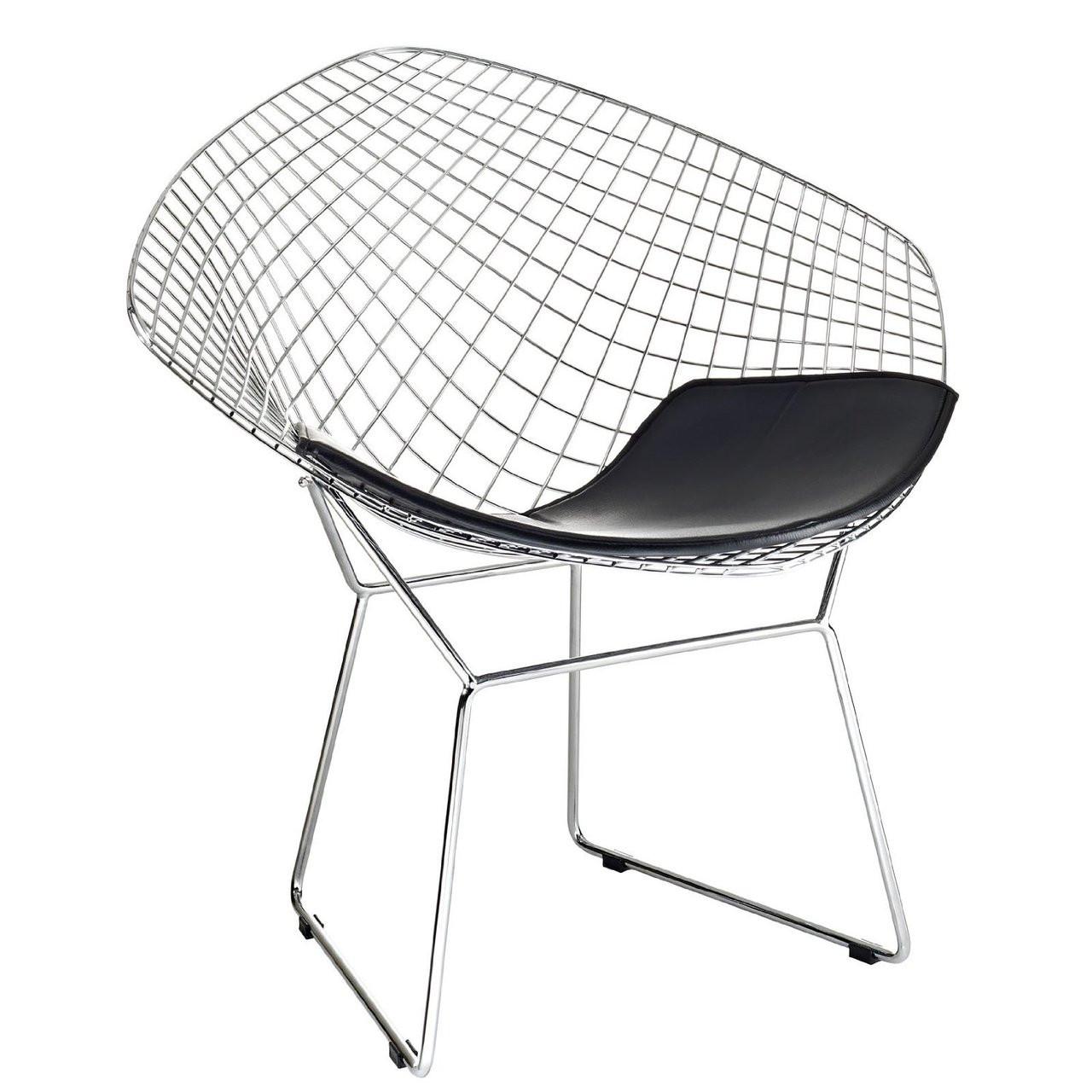 diamond chair replica butterfly stand bertoia wire