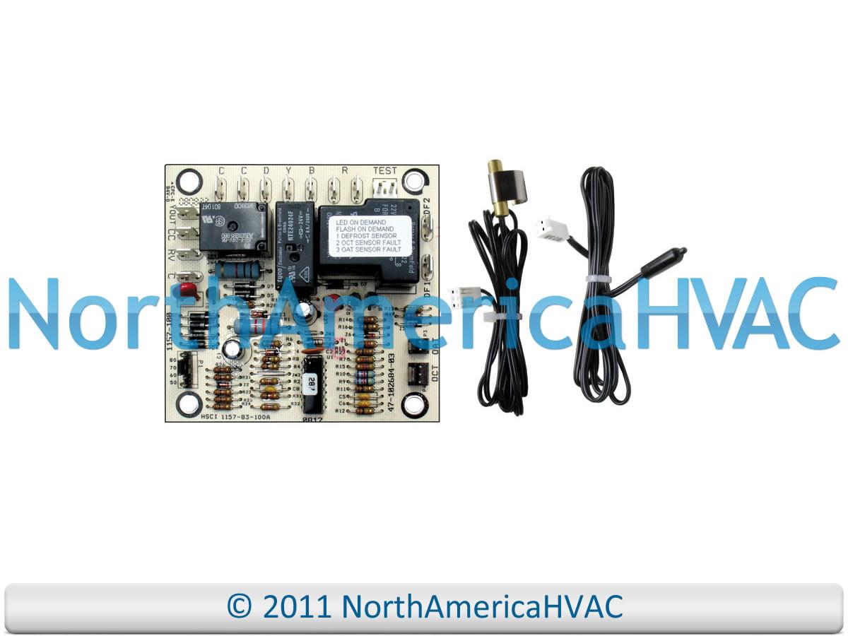 medium resolution of rheem ruud defrost control board sensor 47 102684 83 north york electric furnace wiring diagram bryant defrost circuit board wiring diagram