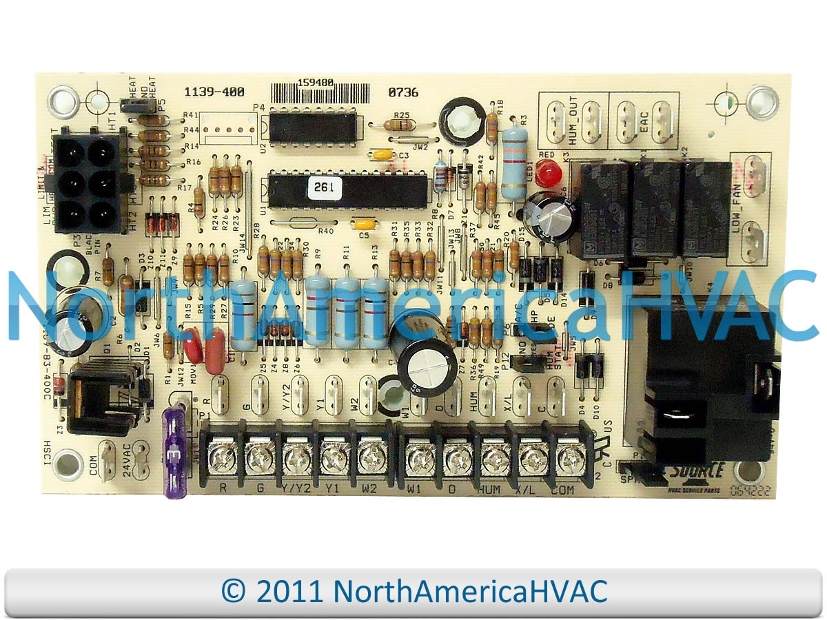 hight resolution of coleman furnace wiring board