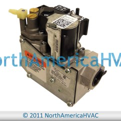 Honeywell Junction Box Wiring Diagram Gibson Les Paul Traditional Oem Lennox Armstrong Furnace 2stg Gas Valve