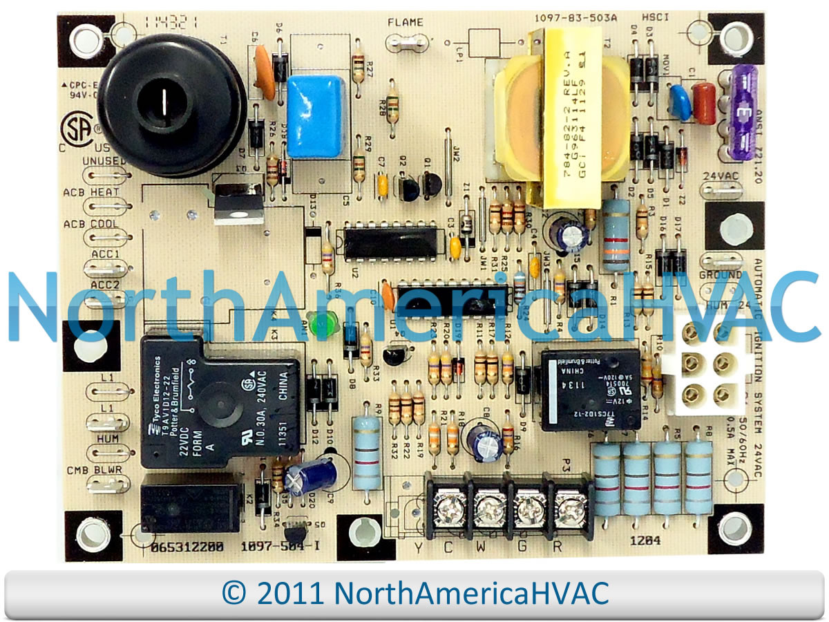 armstrong furnace control board wiring diagram motherboard circuit oem lennox ducane ignition