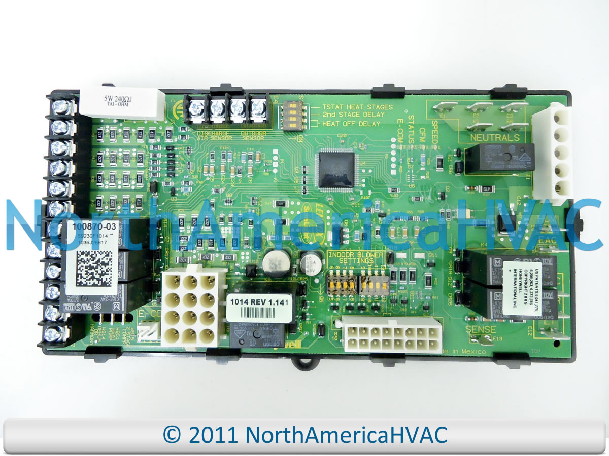 armstrong furnace control board wiring diagram gas oem honeywell lennox