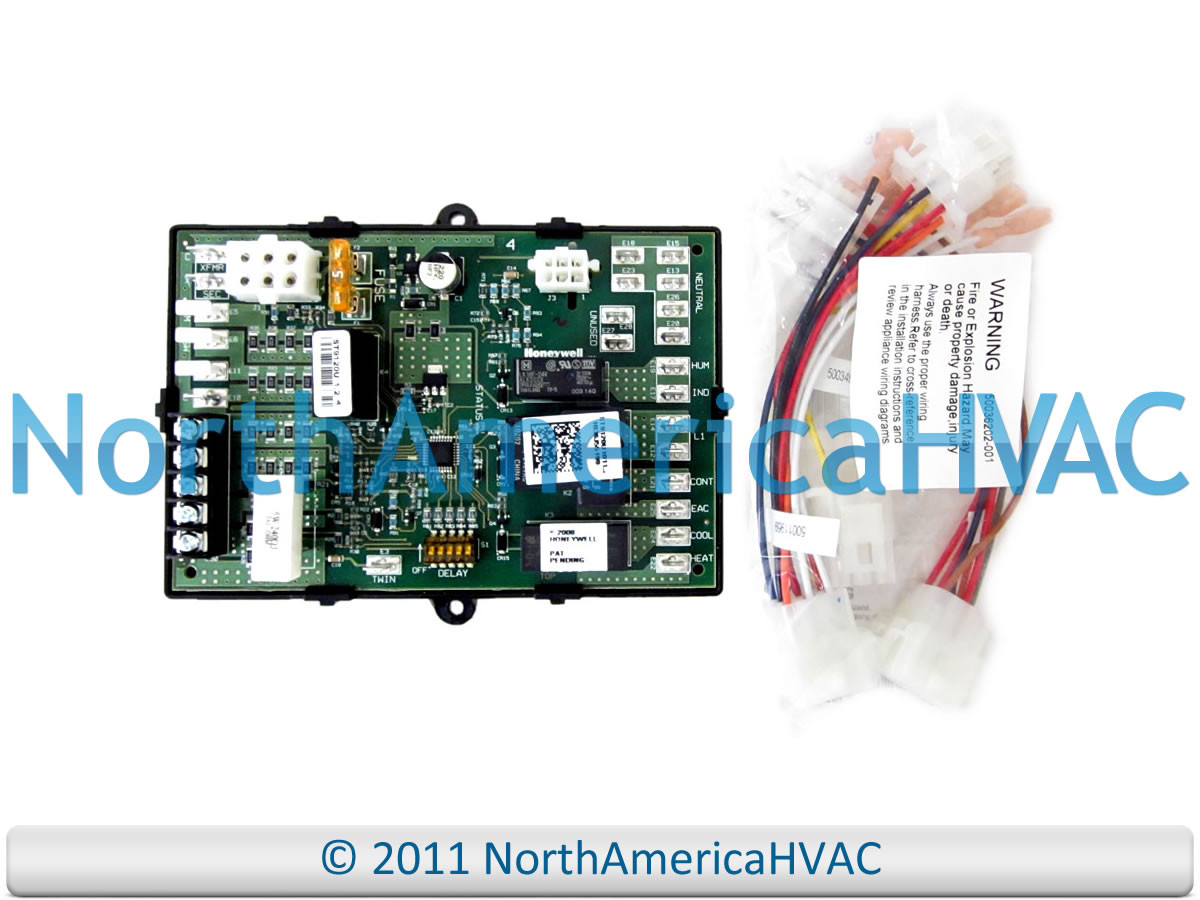honeywell fan control board st9160b1050 st9160b 1050 [ 1200 x 900 Pixel ]
