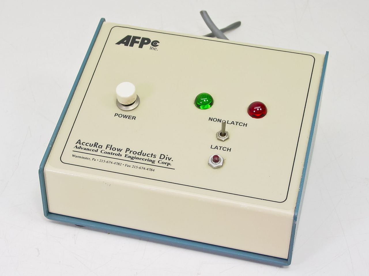 small resolution of  afp cb ii faa flow controller with omron mk2p s 250vac 28vdc 1 39 21027 1490085367