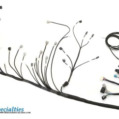 Rb20det Ecu Wiring Diagram Speaker Parallel Skyline Gts R32 2jzgte Swap Harness | Specialties