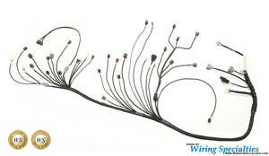 S14 240sx RB25DET Swap Wiring Harness Wiring Specialties