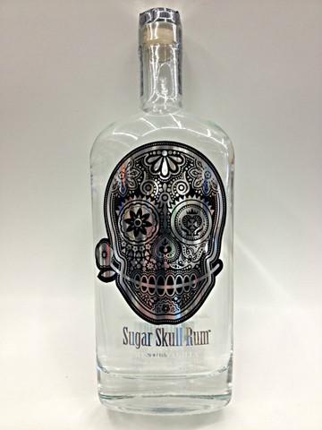Sugar Skull Mystic Vanilla Rum  Quality Liquor Store