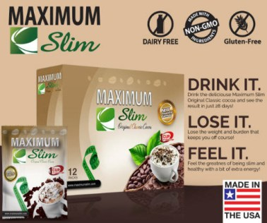 Maximum Slim Original Classic Cocoa Review & Coupon Code