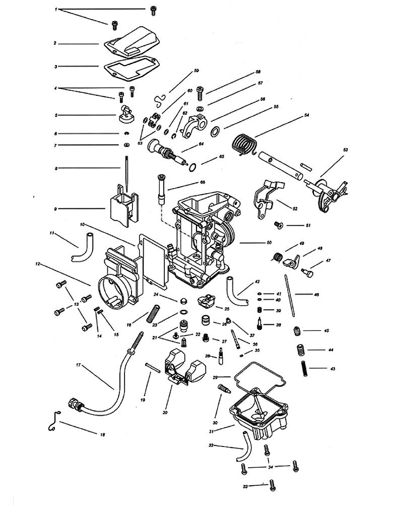 Ct70 Carb Diagram