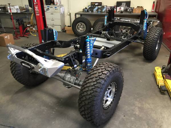 20+ Jeep Tube Chassis Kit Pictures and Ideas on Weric