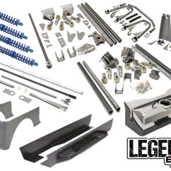 Jeep Lj Wiring Diagram For Door Entry System Tj Legend Ext Suspension Package 4 5 Quot Stretch