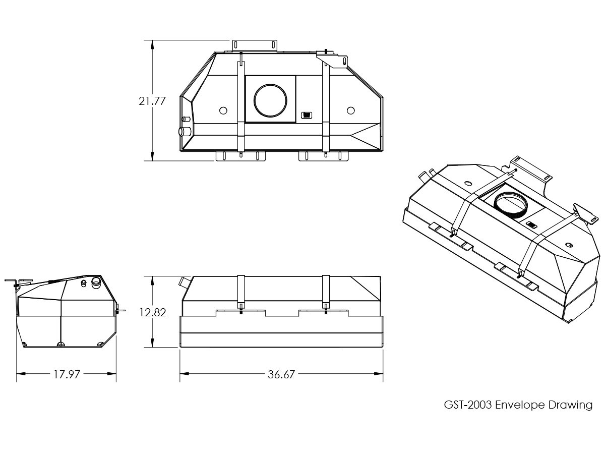 jeep lj wiring diagram johnson controls a419 tj extended range gas tank and skid plate 24 5 gal