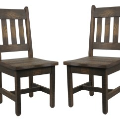 Barnwood Dining Room Chairs Outdoor Foldable 2
