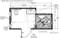 Dimensions Of A Handicap Bathroom Stall - Decorating ...