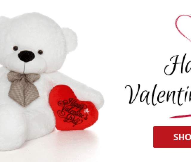 Ah Love Is In The Air And A Valentines Day Gift From Giant Teddy Makes The Day Extra Special From The Grand Romantic Gesture For Your Sweetheart Of A