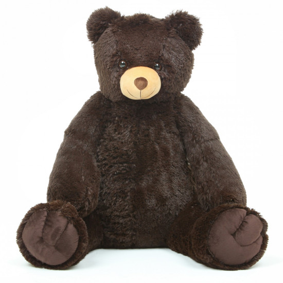 Baby Tubs 32 Big Chocolate Brown Plush Teddy Bear Giant Teddy Bear