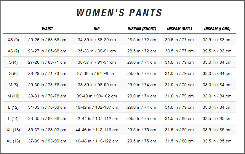The north face womens ski pants size chart also freedom insulated pant  women  nf  tjq rh shopckymountainskiandboard