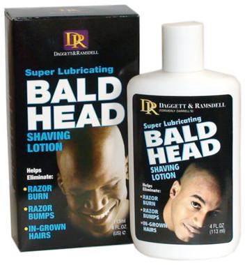 Daggett & Ramsdell DR Bald Head Shaving Lotion 4 oz