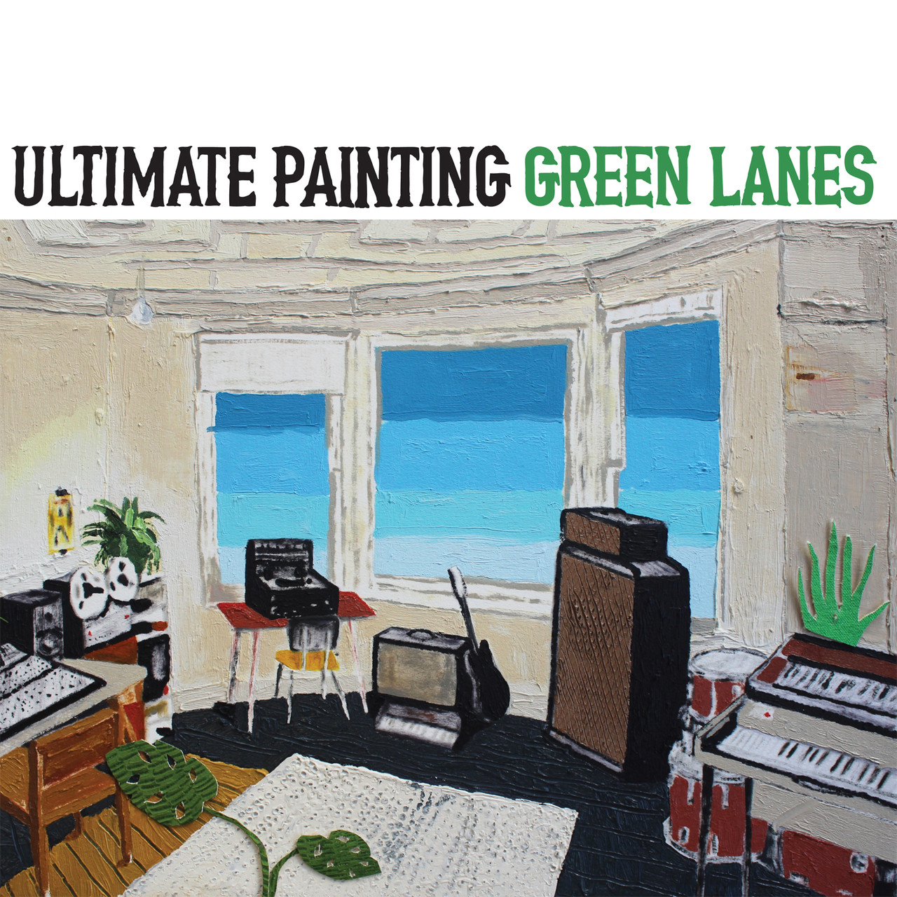 """Ultimate Painting """"Green Lanes"""""""