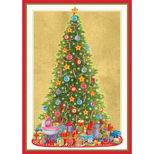 Caspari Boxed Christmas Cards