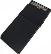 Posse Box Ticket Tender Citation Holder (Black Vinyl Finish)