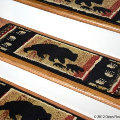 Padded Kitchen Mats Price To Renovate Dean Non-slip Pet Friendly Carpet Stair Step Cover Treads ...