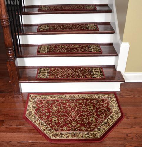 2x3 kitchen rug decorative wall art dean tape free pet friendly non-skid stair gripper premium ...