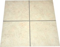 Affordable DIY Grouted Luxury Vinyl Laminate Floor Tile